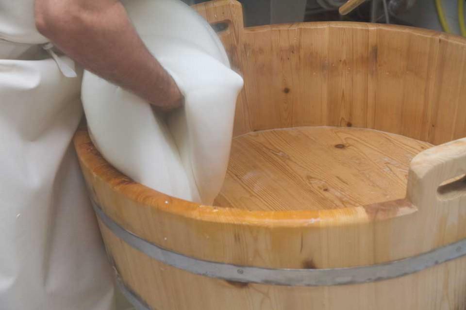 filatura mozzarella