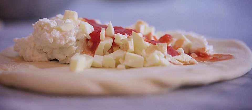 impasto pizza fritta Sorbillo