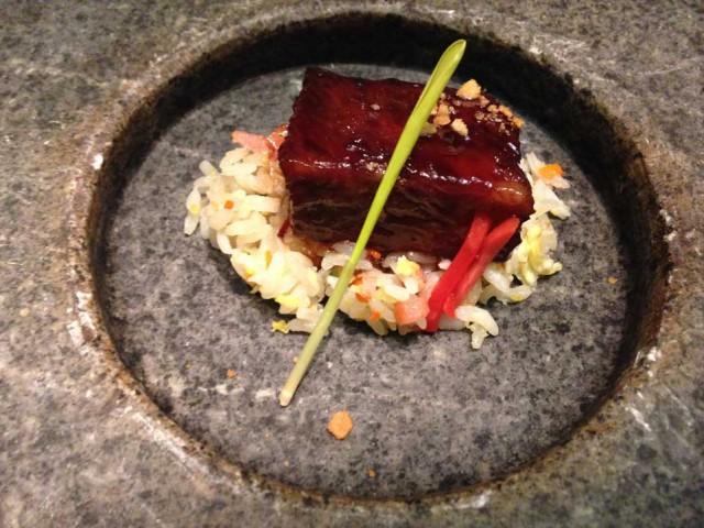 menu Tsumura