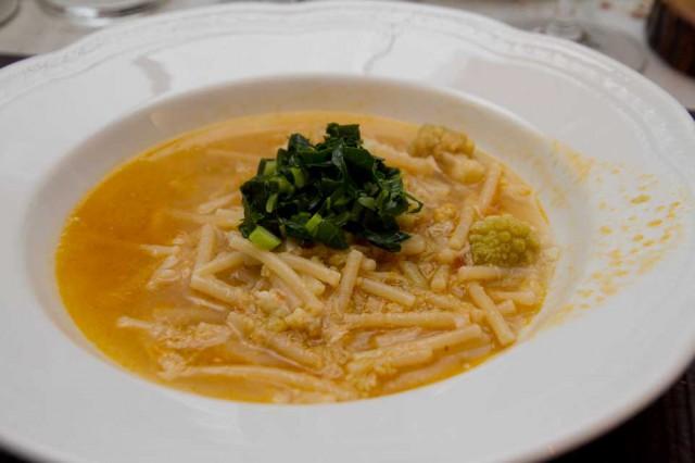 minestra broccoli arzilla