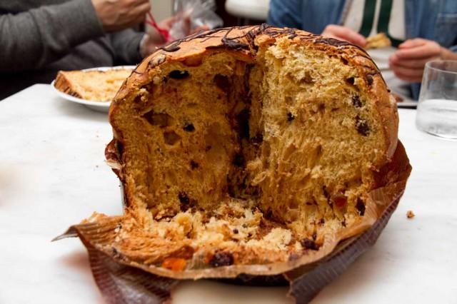 panettone ricetta Tabiano