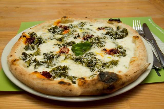 pizza Bianco Natale Cilento
