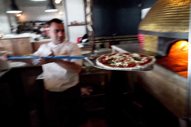pizza da mettere nel forno
