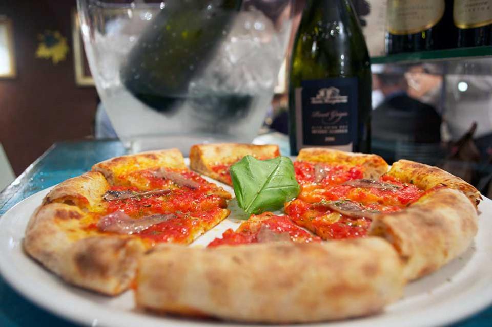 pizza idrolisi degli amidi