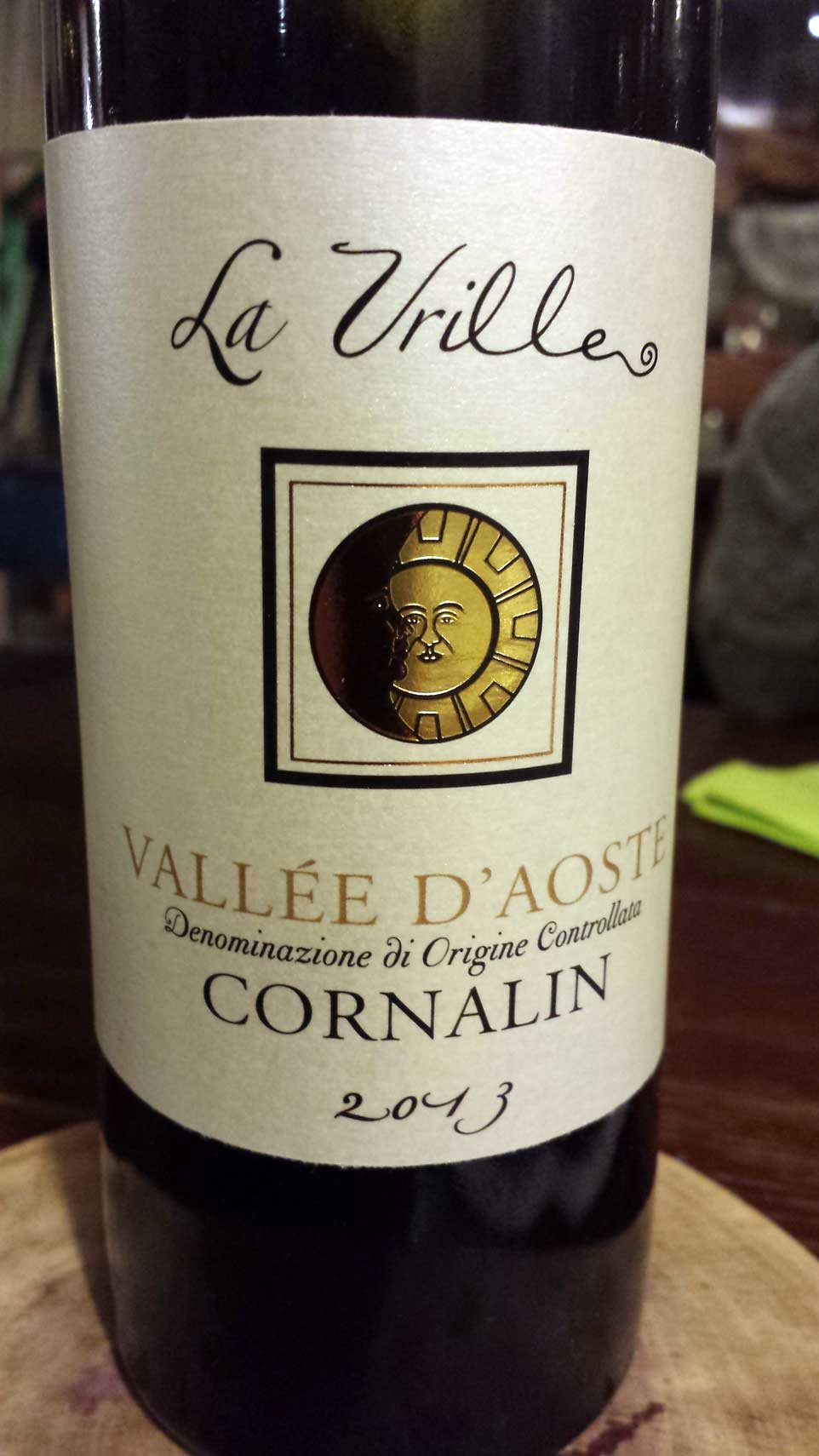 Cornalin La Vrille