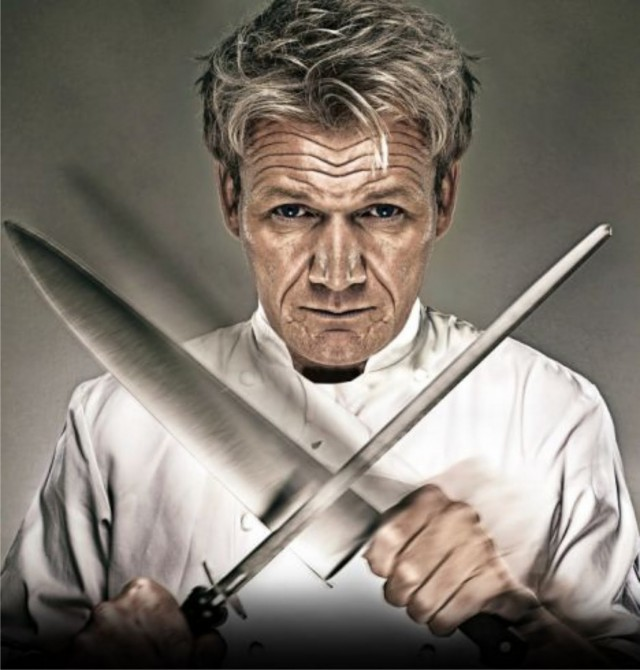Gordon Ramsay ph zerowoes