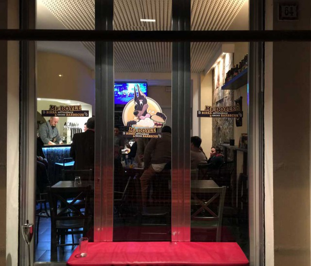 Mr Doyle pub nuova apertura Roma