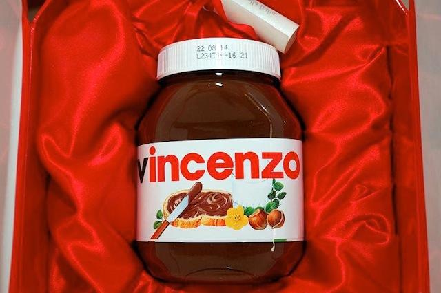 Nutella Vincenzo