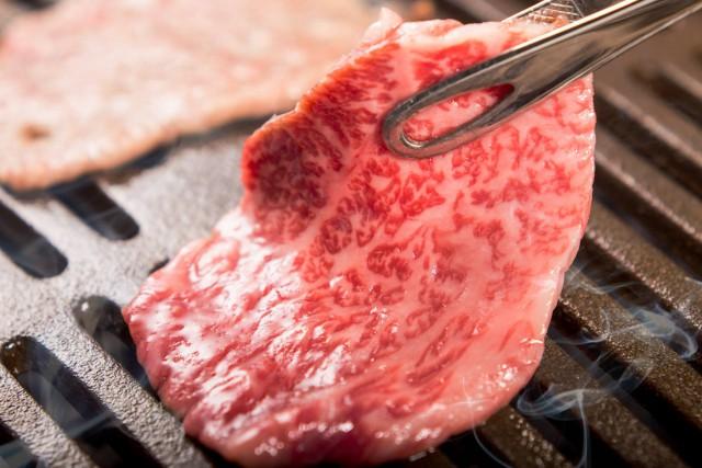 carne Wagyu cottura