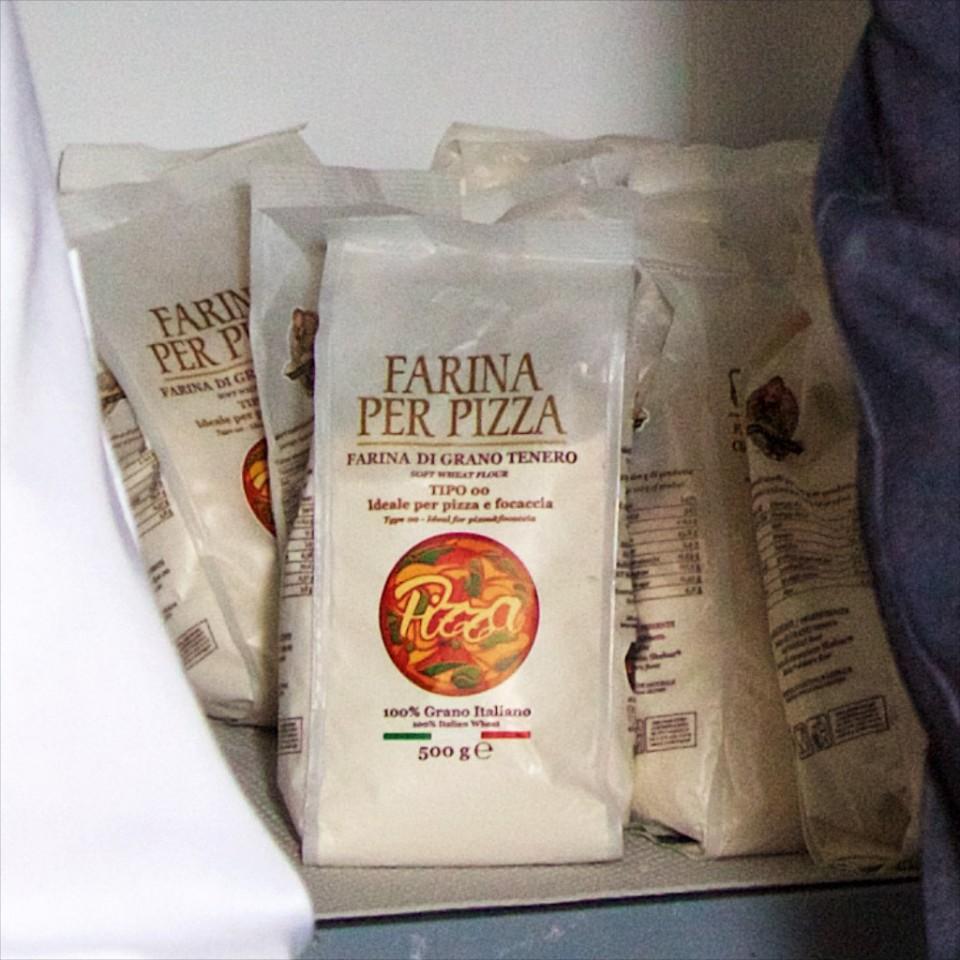 farina per pizza da Pepe