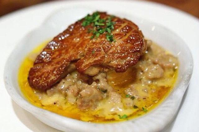 foie gras Animal Restaurant