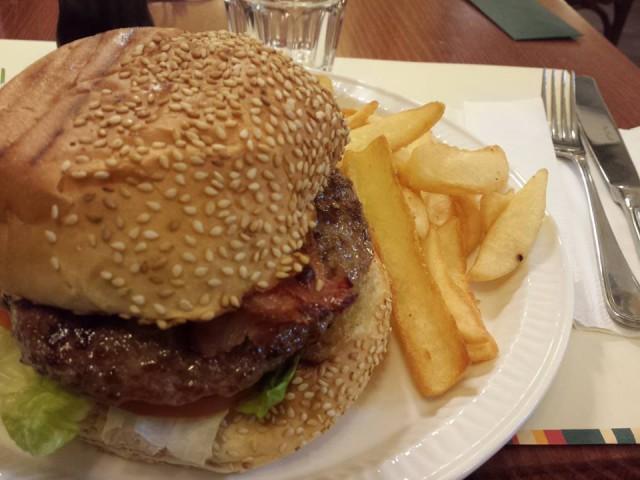 hamburger Panino Giusto Aranzulla