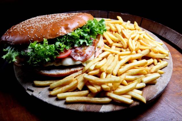 hamburger da 1,2 kg