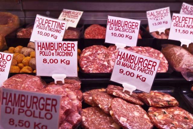 hamburger macelleria Gigione
