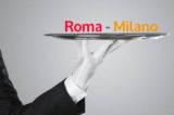 Ristoranti migliori a Roma e a Milano: chi vince la sfida ai punti