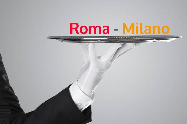 migliori ristoranti Roma Milano