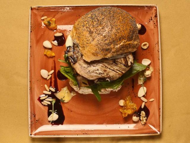 nuovo hamburger da Gigione