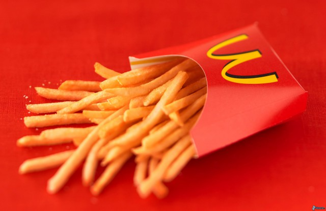 patate fritte mcdonald