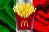 Patatine fritte. McDonald's Italia rassicura: solo 8 ingredienti compreso un po' di silicone