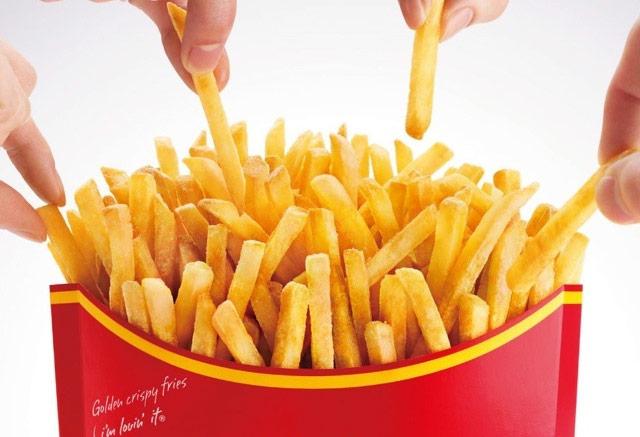 patatine mcdonald