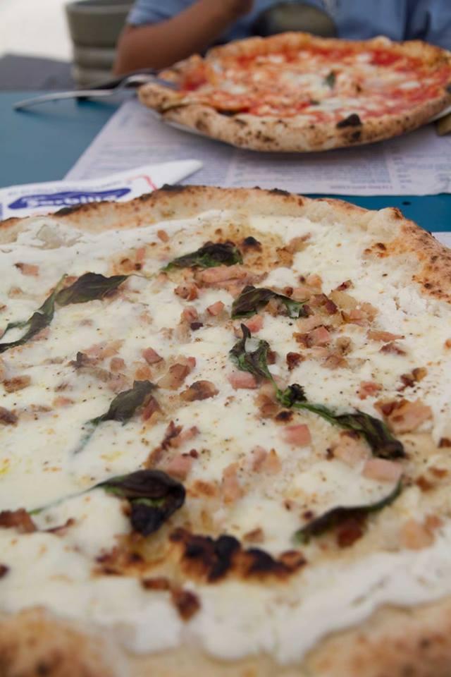 pizza Sorbillo Salvatore Aranzulla