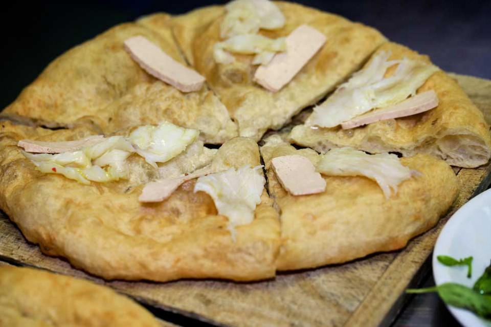 pizza fritta tofu baccalà