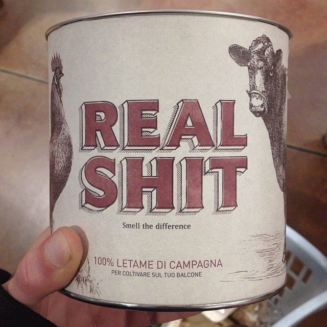real shit eataly