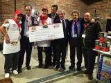 La pizza napoletana vince a New York con Trofeo Caputo e #pizzaunesco
