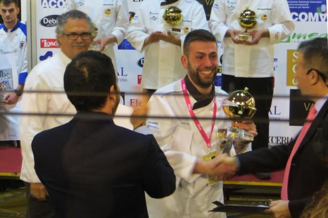 vincitore sigep gelato d'oro