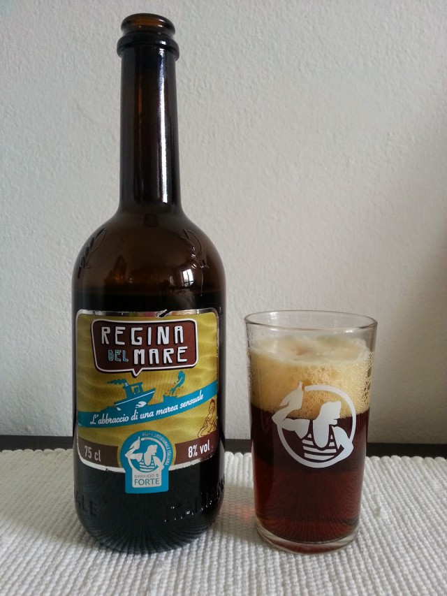 Birra del Forte Regina del Mare