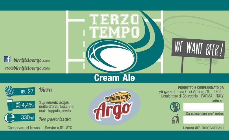Birrificio Argo Terzo Tempo