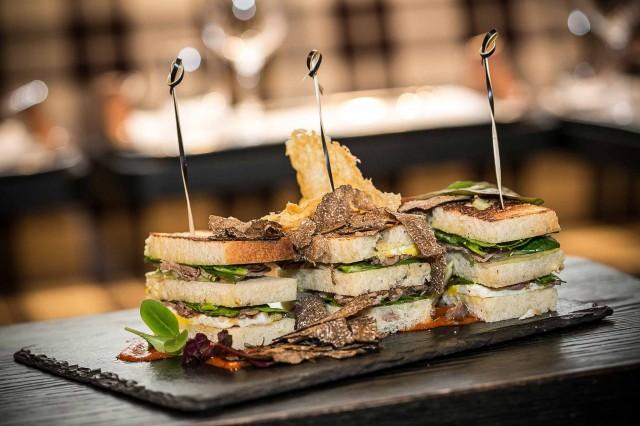 Club sandwich Tartufi