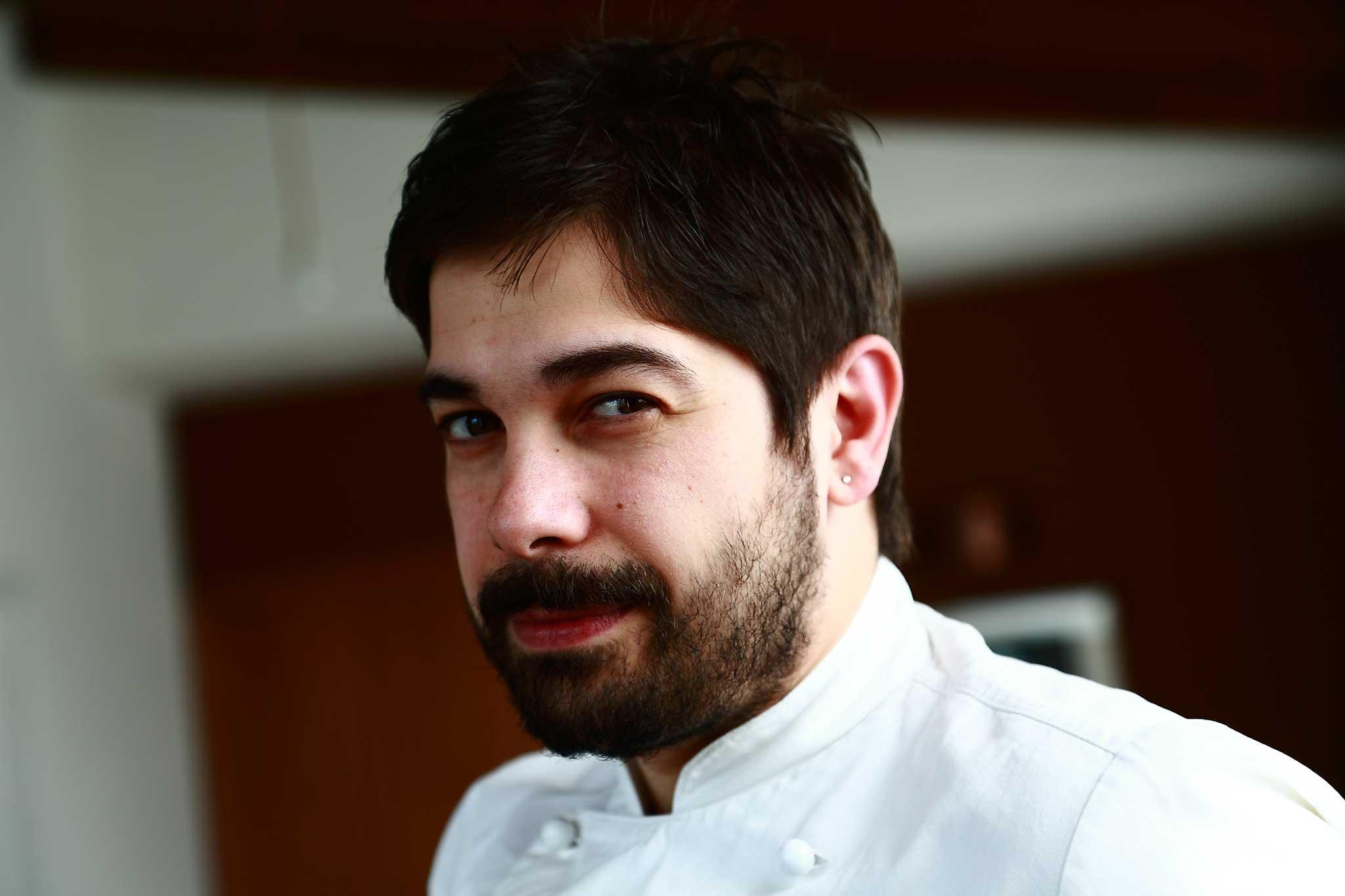 Cristian Torsiello chef