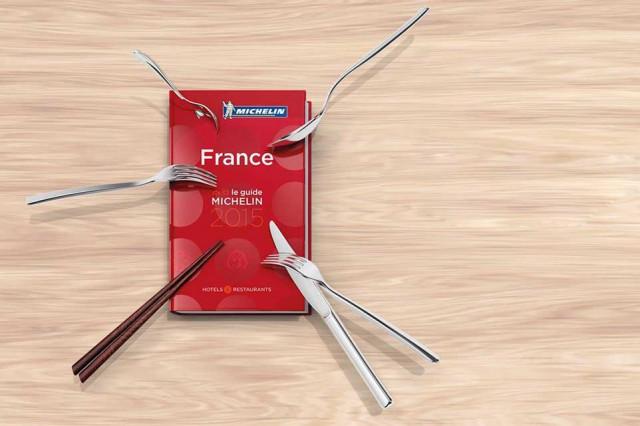 Guida Michelin 2015 Francia