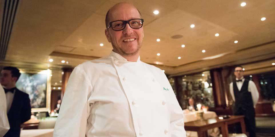 Heinz Beck chef