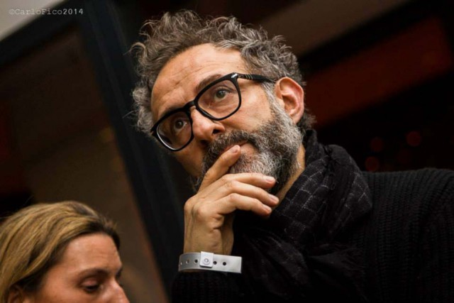 Massimo Bottura @Carlo Fico