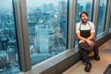René Redzepi e l'impresa titanica del Noma, ristorante in trasferta a Tokyo