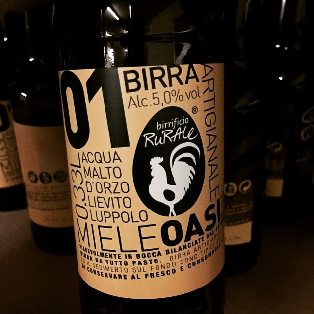 Oasi Birrificio Rurale