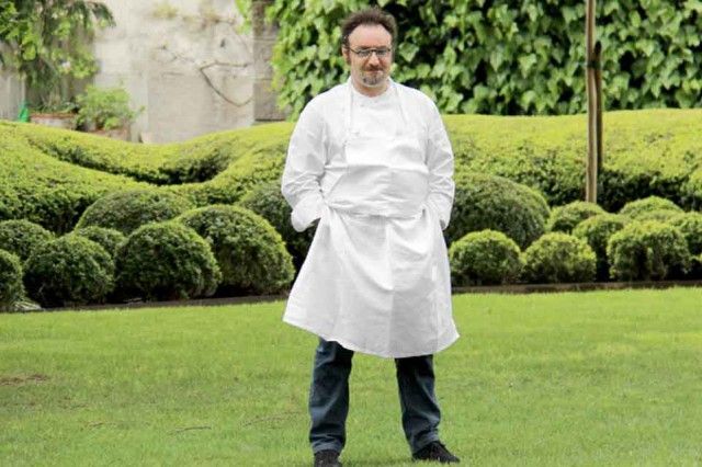 Paolo Lopriore Kitchen