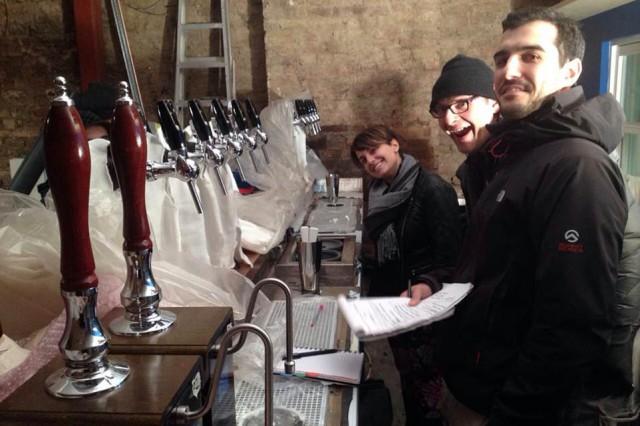 apertura pub italiano a londra