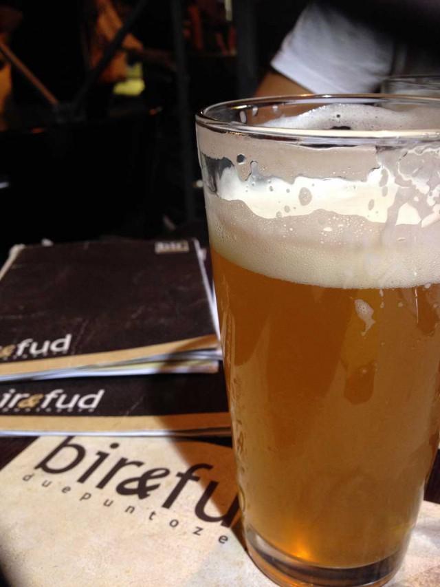 birra alcolica