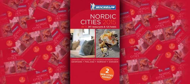 guida michelin 2015 Nordic Cities