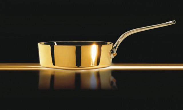 pentola oro