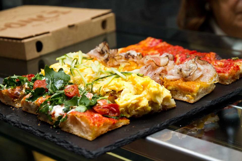 pizza al taglio Bonci