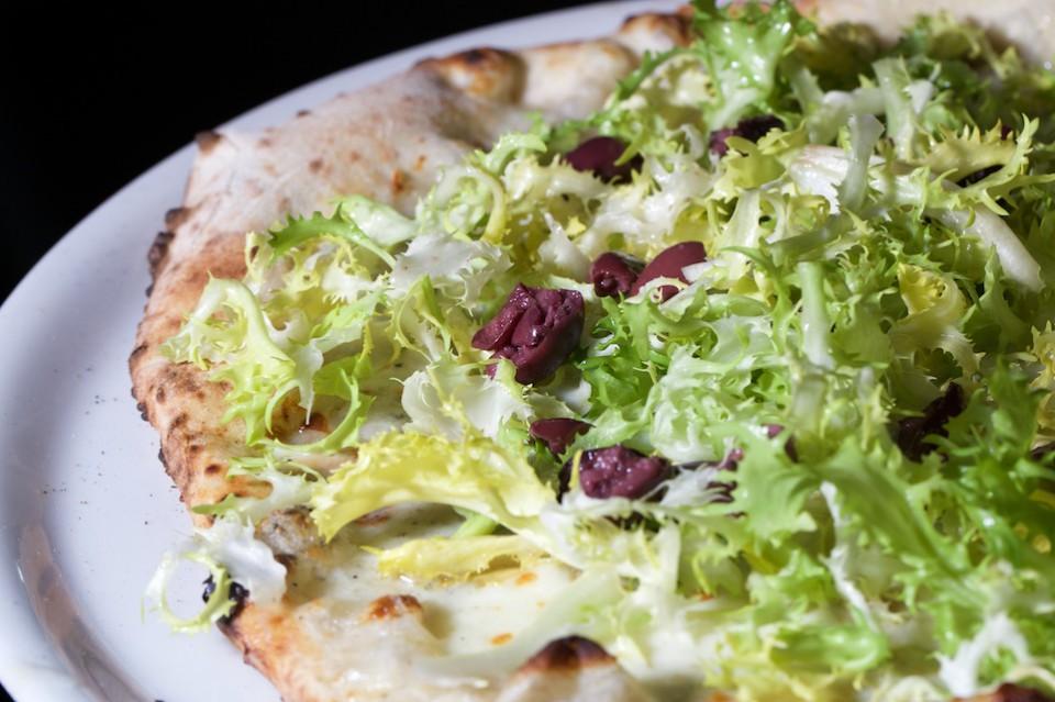 pizza blu di bufala