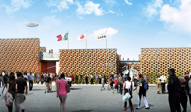 Expo 2015 padiglione giapponese