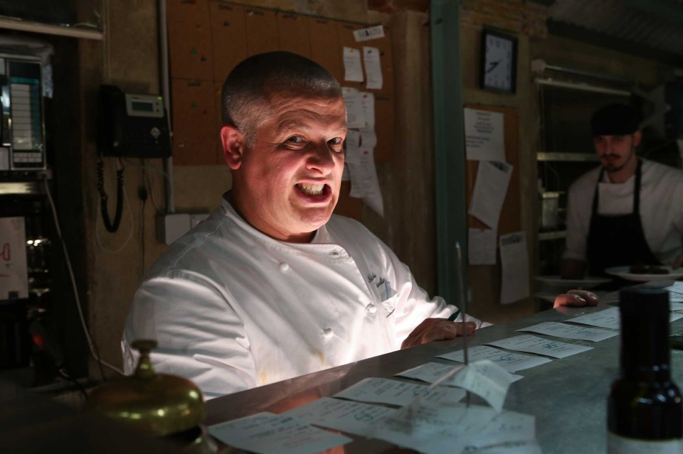 Nicola Cavallaro chef