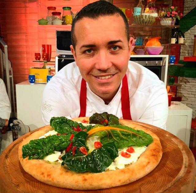Sorbillo pizza Expo 2015