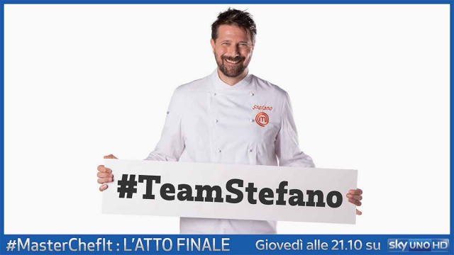 Stefano Masterchef 4