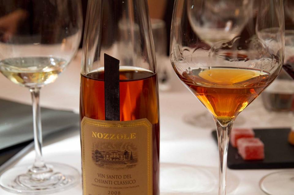 Vin Santo del Chianti Classico Nozzole